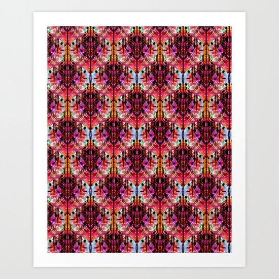 Ogee Art Print