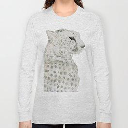 Graceful Cheetah Long Sleeve T-shirt