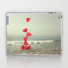 the love towards the sea Laptop & iPad Skin
