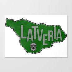 Latveria Canvas Print