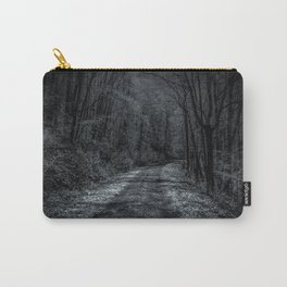 Take a Drive to the Unknown Carry-All Pouch