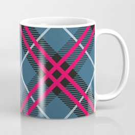 the thin red lines. Coffee Mug