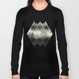 Carpathian Mountains - Transylvanian Alps Long Sleeve T-shirt