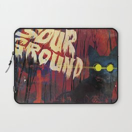 Sour Ground - Pet Sematary Tribute Laptop Sleeve