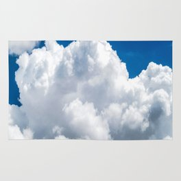 Watching the Clouds Rug