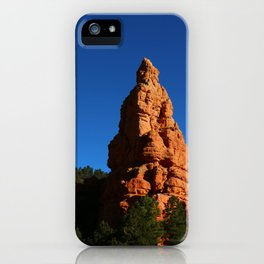 Red Rock Canyon Rockformation iPhone Case