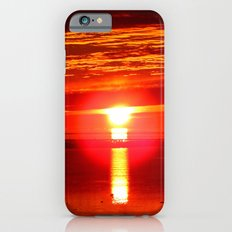 Fireball and the sea iPhone 6s Slim Case
