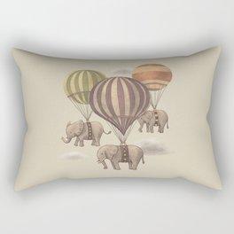 Flight of the Elephants  Rectangular Pillow