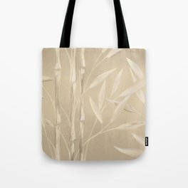 Bamboo - Sand Tote Bag