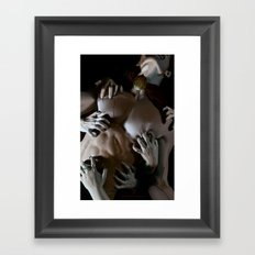 Of Sex and Death Framed Art Print