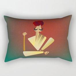 Sarpanch Rectangular Pillow