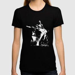 Jimi Hendrix Rock 60's Guitar Experience Jimmy Guitar T-Shirts T-shirt