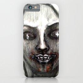Hellflower lV iPhone Case
