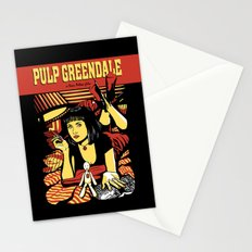 Pulp Greendale Stationery Cards
