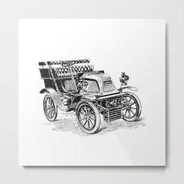 old car-III Metal Print