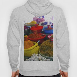 Red Chile and Spice Hoody