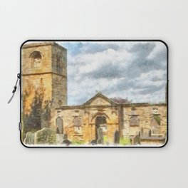 Old Holy Trinity Church, Wentworth Laptop Sleeve