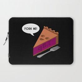 Fork me QT Pi Laptop Sleeve
