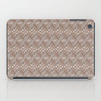 reassurance iPad Cases featuring Wood print IV by Magdalena Hristova