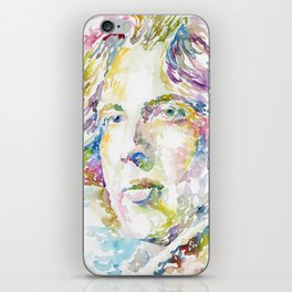 Oscar Wilde iPhone Skin