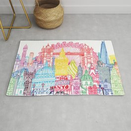 London Towers Rug