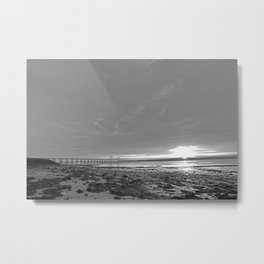 Severn Crossing Metal Print