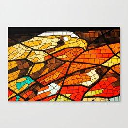 Vitral 3 Canvas Print