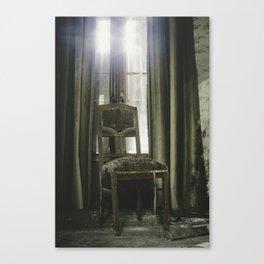 Manifesto of Time Canvas Print