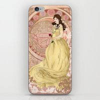 once upon a  time iPhone & iPod Skins featuring Once Upon a Time by Morgan Inslee Groombridge