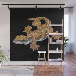 Flying Gecko Wall Mural