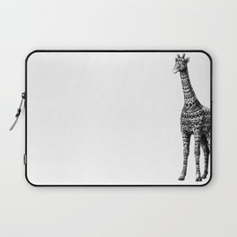 Ornate Giraffe Laptop Sleeve