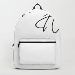 Harry Signature Backpack