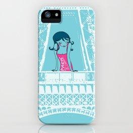 Juliette iPhone Case