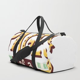 Between pages Duffle Bag