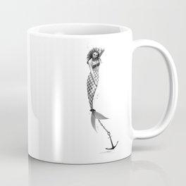 Anchored Mermaid 2 Coffee Mug
