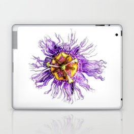 Passiflora incarnata Laptop & iPad Skin
