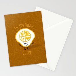 All u need is Adventure Club Stationery Cards