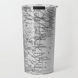 Vintage Map of Argentina (1911) Travel Mug