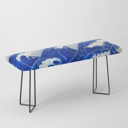 Waves Bench