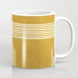 Band in Gold Coffee Mug