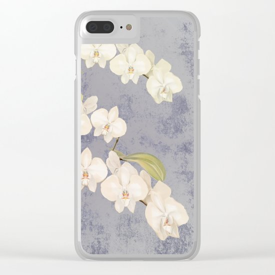 The grace Clear iPhone Case