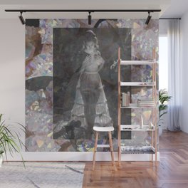 Gems and Gauze Wall Mural