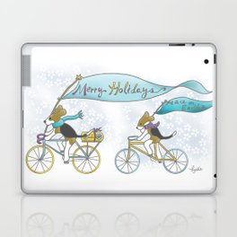 Happy Holidays! Laptop & iPad Skin