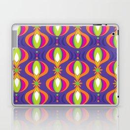 Oohladrop Purple Laptop & iPad Skin
