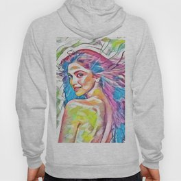 Dipika Padukone (Creative Illustration Art) Hoody