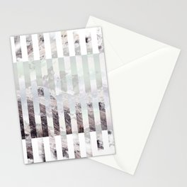 Pastel Mountain Stationery Cards