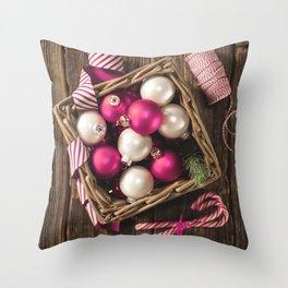 Christmas Series Throw Pillow