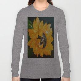 Sunflower Solo Long Sleeve T-shirt