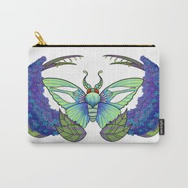 Moon Moth Carry-All Pouch