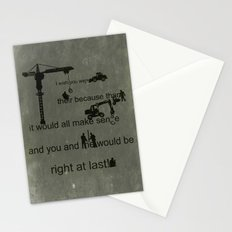 Misspelled  Stationery Cards